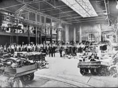Woolwich Arsenal Munition Factory