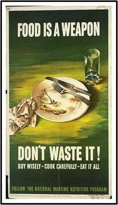 Image detail for -Vintage Food Poster