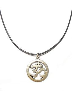 Pendant Necklace, Jewelry, Om Pendant, Flower Of Life, Letters, Tag Watches, Necklaces, Jewlery, Jewels
