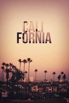 californication. I'm a back east girl with east coast sensibilities, but I love California!