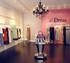 Love The Boutique Style Setup Of This Closet