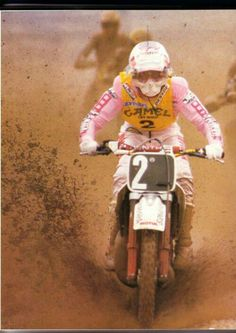 Jacky Vimond-Yamaha YZ