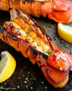 To savor the taste of grilled lobster in herbed butter sauce and a drizzle of lemon juice is a culin... - Provided by Gourmandize
