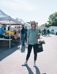Farmer's Market Style  |  The Fresh Exchange