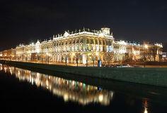 """""""Эрмитаж"""" _ Winter Palace- St. Petersburg, Russia"""
