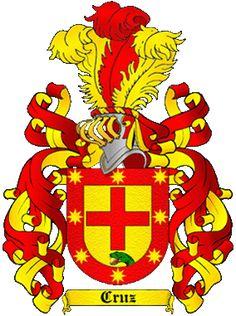 heraldica de apellidoS CRUZ