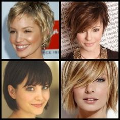 Best Short Hair Styles for Mom Thick Hair