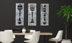 kitchen decor Wood Wall Art Decor, Wooden Painting, Wood Texture, Recycled Wood, Wood Pieces, Wood Paneling, Decorating Your Home, Natural Wood, Color Mixing