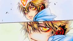 Image via We Heart It https://weheartit.com/entry/53039602/via/26869051 #amazing #anime #art #boss #boy #katekyohitmanreborn! #mafia #manga #smile #tsuna #animeboy #vongola #sawadatsunayoshi #mangacaps #mangacap