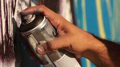 grafite, pixação e muito mais em POA.