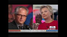 BOOM! Navy Veteran Just DESTROYED HILLARY CLINTON at Forum: ?I Would Have Been Prosecuted and Imprisoned? (VIDEO)