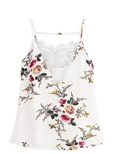 51758625a 2017 Summer Women Lace Vest Top Floral Printed Sleeveless Casual Chiffon  Tank Blouse Summer Tops T-Shirt For Women