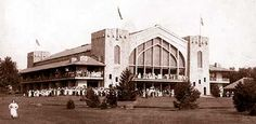 The Bob-Lo Island Pavilion on the Detroit River was one of the most popular dance halls in the swing era. Detroit Area, Detroit Michigan, Colchester Essex, Detroit History, Windsor Ontario, Dance Hall, Motown, Great Lakes, Vacation Spots