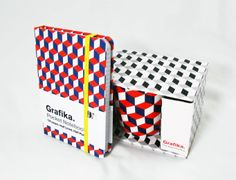 http://www.oysteruk.com Oyster supply the mugs and notebooks for the fabulous Grafika range. Oyster Retail Packaging Limited 9 Vision Business Park Firth Way Nottingham NG6 8GF 0115 927 2800