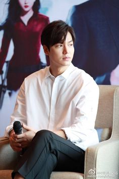 Lee Min Ho, 20160624, Bounty Hunters promotion in Fuzhou, China.