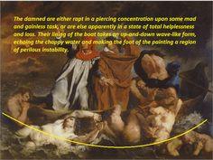 Hell In ,,Thе Bаrquе of Dаntе,, By Delacroix - PINACOTHECA Choppy Water, Romanticism, Vincent Van Gogh, Metropolitan Museum, Impressionism, Paris France, Renaissance, Oil On Canvas, Fine Art