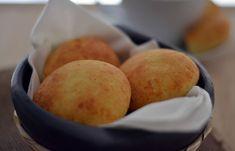Sweet y Salado: Almojábanas (Colombian Cheese Bread) Colombian Dishes, Colombian Food, Colombian Desserts, Avena Recipe, Columbian Recipes, Boricua Recipes, Kinds Of Cheese, Good Food, Gastronomia
