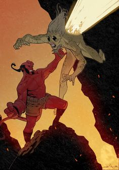 It's April 1st, and thankfully for our Mignolaversity team's sanity, Hellboy Month at Multiversity has now come to a close, and it's on to judging the many, many, MANY entrants to the art contest.