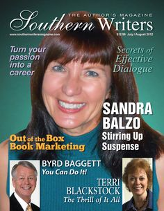 Sandra Balzo, Byrd Baggett and Terri Blackstock to name a few authors sharing their secrets and successes.