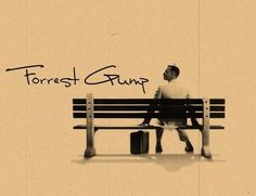 Forrest Gump - deep wonderful movie!