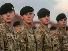 Army launches third recruitment campaign in a year to boost reserves - despite cuts in troop numbers - Home News - UK - The Independent