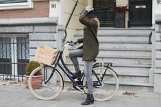 Image result for cortina damesfiets