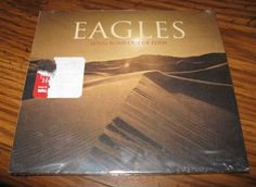 Long Road Out of Eden [Digipak] by Eagles (CD, Oct-2007, 2 Discs) #CountryRock