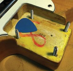 Sometimes a guitar's bolt-on neck needs a shim. Find out why and learn how to shim a neck the right way.