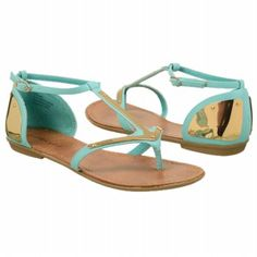 "ZIGI GIRL ""Arrow"" sandals: $54.99     #mint #summer #sandals"