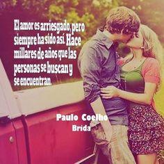 #FrasesSobreElAmor  #ELAmorEsArriesgado  El Amor Es Arriesgado