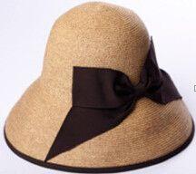 New Summer Fashion Women Wide Brim Elegant Hat For Women High Quality