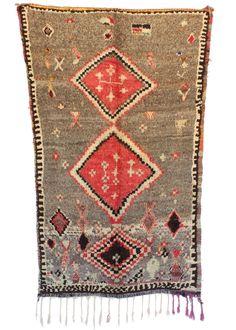 Tribe: Taznakht Code: M113 Size: 4'2×6'6 Fiber: Wool & Cotton Pile: Short…