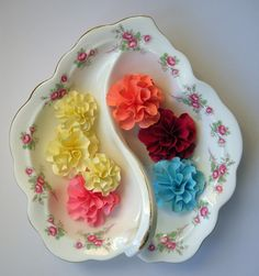 A Passion For Cards: Making a frilled rose..