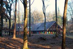 Amerikaanse Lodge voor 40 PAX - Vakantiehuisinspiratie