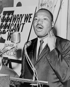 1963 MARTIN LUTHER KING JR /& ROBERT KENNEDY Glossy 8x10 Photo Civil Rights Print