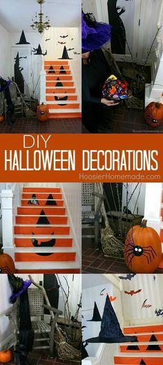 10 DIY Halloween Decorations to Die For DIY Halloween, Decoration - halloween diy decoration