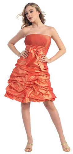 5173f329239b May Queen Semi Formal Homecoming Dress 20 Orange   Be sure to check out  this awesome product. (This is an affiliate link)