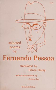 The Borrowers, The Selection, Poems, Internet, Wellness, Letters, Free, English, Fernando Pessoa