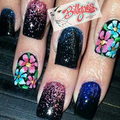 Spring nails.  please visit http://billynesnailstudio.com/