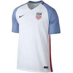 2500f717ad91 US Soccer Nike Home Replica Stadium Jersey - White