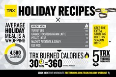 TRX holiday workout!