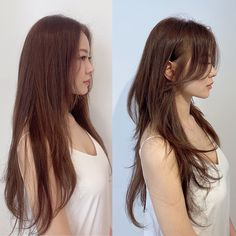 Hairstyles Haircuts, Pretty Hairstyles, Cut My Hair, Hair Cuts, Hair Inspo, Hair Inspiration, Haircuts Straight Hair, Hair Color Streaks, Hair Reference