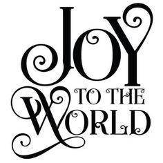 Silhouette Design Store: Joy To The World Christmas Stencils, Christmas Vinyl, Christmas Quotes, Christmas Images, Christmas Greetings, Christmas Holidays, Christmas Crafts, Christmas Plaques, Xmas