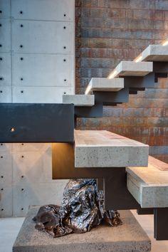 House Boz | Staircase | M Square Lifestyle Design | M Square Lifestyle Necessities #Design #Interior #Contemporary