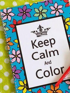 Nieuw!! Kleurboek voor volwassen met 25 kleurplaten. Verkrijgbaar als boek of PDF bestand bij Jalien Cozy Living!