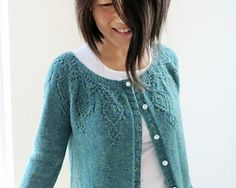 Ravelry:  Wandering in the Souk Cardigan