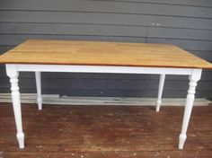 blonde timber desk - Google Search