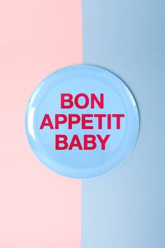 Sweet Talker, Baby Plates, Bon Appetit, Chips, Lifestyle, Potato Chip, Potato Chips