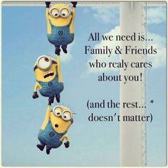 minion quote @minionsalldayofficial Despicable Me Quotes, Cute Minion Quotes, Minions Quotes, Cute Quotes, Funny Quotes, Qoutes, Minion 2015, Minions 1, Cute Minions