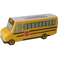 Thomas Built Buses - School Bus - STRESS BUS  www.GardianAngelLLC.com